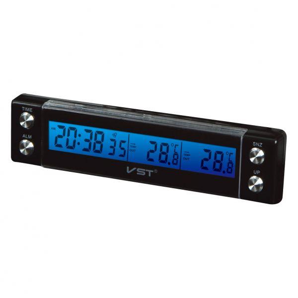 Годинник автомобільний VST 7036