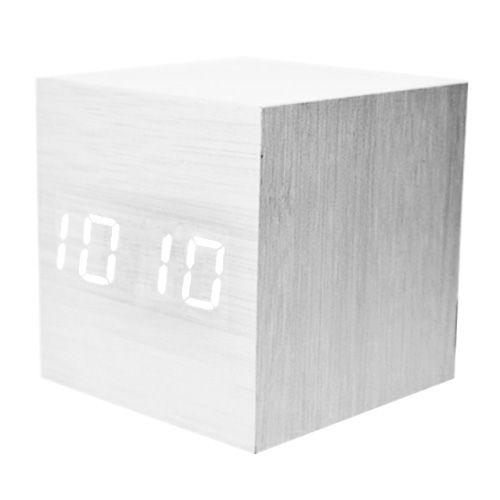 Годинник настільний VST-869-6 білі