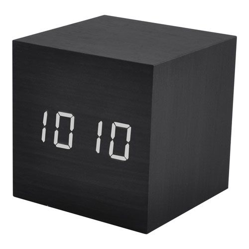 Годинник настільний VST-869-6 біла підсвітка